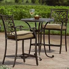 agio international fair oaks balcony height bistro set splendidll diningble and chairs black high round room outdoor tall table dining big lots stools