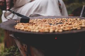 Spreading love, 1 roast at a time. Grace Of Buna The Ethiopian Coffee Ceremony By Emily Mcintyre The Coffee Magazine