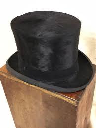 Herbert Johnson - silk top hat and wooden hat box (2) - Catawiki