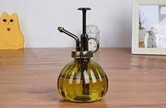 Bemodst® <b>1 PC</b> Colored Stripes <b>Vintage Decorative</b> Glass Watering ...