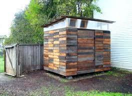 unique garden sheds a unique garden shed built from reclaimed fence unusual garden sheds uk