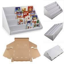 Cardboard Book Display Stands Diy Book Display Stand websiteformore 60