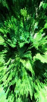 Iphone X Wallpaper 4k Green