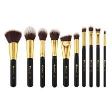 bh cosmetics bh cosmetics 15 pcs wild purple makeup brush set review