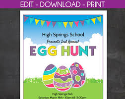 Easter Egg Hunt Flyer Template Free Il 340×270.1455590053 5X6M ...
