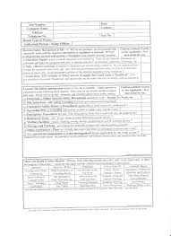 Risk Assessment Form 1 - Quicksilver Contracting Limited ...