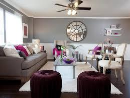 Plum Living Room Gray And Purple Living Room Tjihome