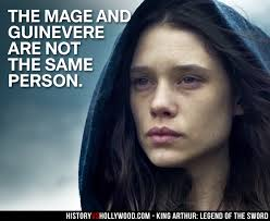 astrid bergès frisbey as the mage
