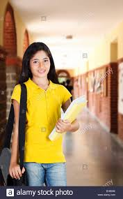 Teenage indian college girls