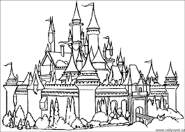 Need for such constructions were in restless times when there were wars for lands. Castle 62031 Buildings And Architecture Printable Coloring Pages