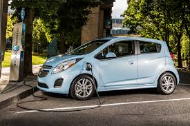 2015 Chevrolet Spark EV Arrives in Maryland with a $17,845 Price ...