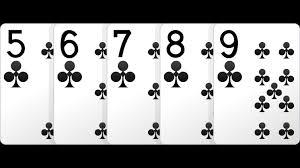 5 Card Poker Hands Chart Poker Hands Order Poker Hand Rankings