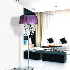 selecting the best chandelier floor lamp for house cool crystal lamps h
