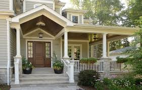 entry ideas entry traditional with front porch stained front door