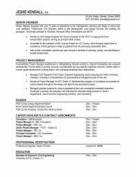 50 Inspirational Mechanical Engineering Resume Format Download