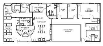 Medical Office Design Plan  NEWER Features NEARER Location Doctor Office Floor Plan