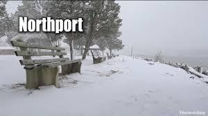 Snow Scenes Across Long Island Newsday