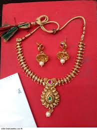 indian bridal jewellery sets 46