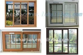 office sliding window. PVC Sliding Window With Mosquito Mesh Office R