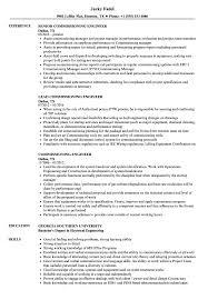 Instrument Commissioning Engineer Sample Resume Instrument Commissioning Engineer Resume Examples Samples Velvet 1