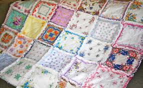 ZeedleBeez: More Handkerchief Quilts & Since my last post about my first Handkerchief Rag quilt in Feb. 2012, I've  made three others and one pillow. Each on is similar but each is one of a  kind. Adamdwight.com