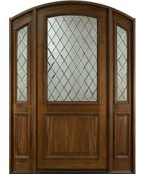 exterior wood door with window wonderful entry in stock single 2 sidelites solid interior design 34