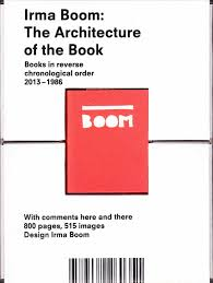 boom i the architecture of the book revised augmented boom i the architecture of the book revised augmented biography books in reverse chronological order 2013 1986