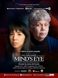 mind s eye a play that will move your heart and