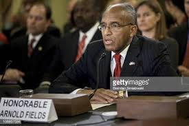 Arnold Fields, Special Inspector General for Afghanistan... News Photo -  Getty Images