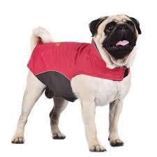 图片kuoser cotton thickened fleece lining dog vest winter coat warm dog apparel for cold weather