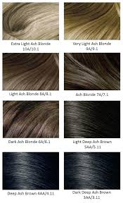Ion High Lift Color Chart Ion Very Light Ash Blonde Sbiroregon Org