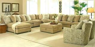 cream leather sectional couch colored sofa sle