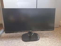lg 25um58. lg 25um58-p 25-inch ultrawide monitor in spalding - expired   friday-ad lg 25um58