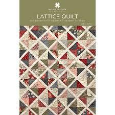 Digital Download - Lattice Quilt Pattern by MSQC - MSQC - MSQC ... & Digital Download - Lattice Quilt Pattern by MSQC Adamdwight.com