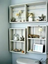 floating shelves over toilet shelving over toilet wood crate storage shelves toilet shelf floating shelves over toilet