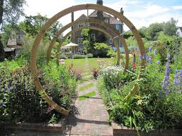 vegetable garden layout ideas uk garden post throughout how to ...