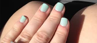 diy gel or shellac nails