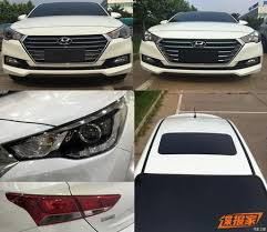 New Hyundai Verna 2017 India Launch Price Images