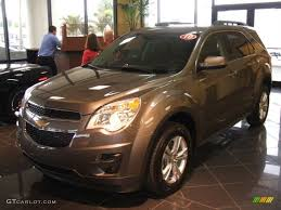 Equinox brown chevy equinox : 2010 Mocha Steel Metallic Chevrolet Equinox LT #26355511 ...
