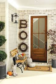 fall front door decorationsFall Front Door Decoration Ideas  Rustic Baby Chic