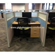 office working table. Thick Partitions Office Working Desk China Table L