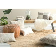 tan cowhide rug faux cowhide tan area rug