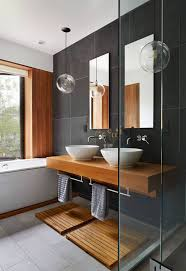 Townhouse by Etelamaki Architecture. Houzz BathroomGrey ...