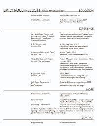 resume architecture equality resume
