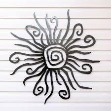 bohemian sun wall art boho farmhouse