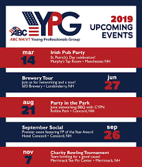 Upcoming Events Flyer Events Abc Young Professionals Group