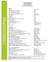 choreographer choreographer tvfilm yogen bhagat choreographer contact 909  539 - Choreographer Resume