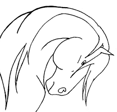 Small Picture Best 25 Horse head drawing ideas on Pinterest Horse sketch
