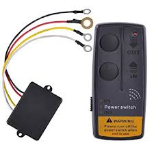 atv winch wireless remote wiring diagram atv image amazon com 65ft wireless winch remote control kit for jeep atv on atv winch wireless remote