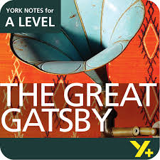the great gatsby a level york notes a level revision study guide gatsby icon